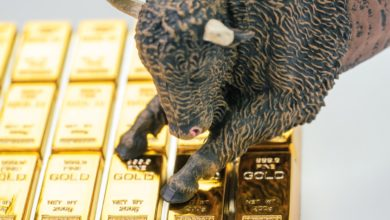 Photo of سعر الذهب يتراجع متأثراً بصعود مؤشرات الأسهم والنتائج الإيجابية بشأن لقاح كورونا