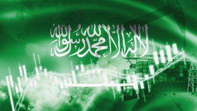 Photo of الاسهم السعودية تُنهي شهر رمضان فوق مستويات 7000 بمكاسب 7%