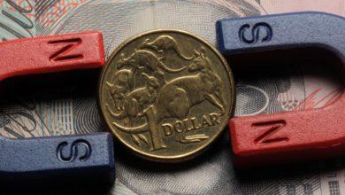 Photo of سعر الدولار الأسترالي مقابل الأمريكي يرتفع بعد بيان السياسة النقدية