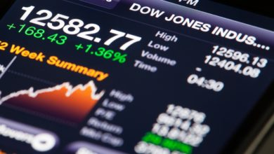 Photo of مؤشر داو جونز يتجاهل محضر الفيدرالي يغلق فوق مستويات 24,500 نقطة
