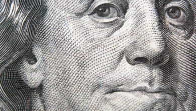 Photo of مؤشر الدولار يتراجع للجلسة الثانية بعد بيانات البناء الأمريكية
