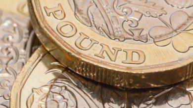 Photo of سعر الجنيه الإسترليني مقابل الدولار يتراجع بعد تصريحات حاكم بنك إنجلترا