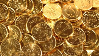 Photo of سعر الذهب يغلق أعلي مستويات 1750 دولار للأونصة