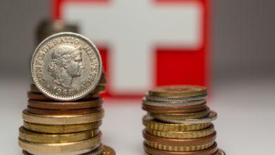 Photo of هل يصعد سعر الفرنك السويسري مقابل الدولار الأمريكي خلال جلسة اليوم ؟